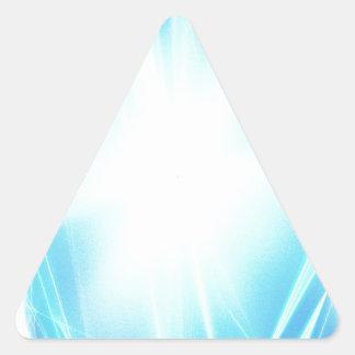 DES hermoso de los colores de Digitaces de la falt Calcomanías Trianguladas