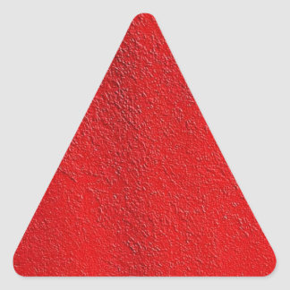 DES hermoso de los colores de Digitaces de la falt Calcomanía De Triangulo