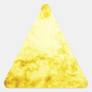 DES hermoso de los colores de Digitaces de la falt Pegatinas Trianguladas
