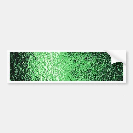 DES hermoso de los colores de Digitaces de la falt Pegatina Para Auto