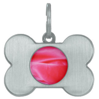 DES hermoso de los colores de Digitaces de la falt Placa De Nombre De Mascota