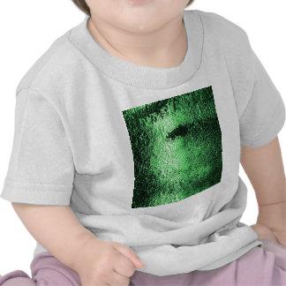 DES hermoso de los colores de Digitaces de la Camisetas