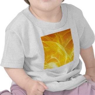 DES hermoso de los colores de Digitaces de la Camiseta