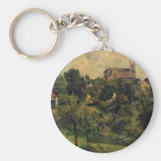 DES Inés de Notre Dame de Paul Gauguin Llavero Redondo Tipo Pin