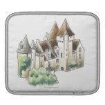 DES Milandes, Francia del castillo francés Mangas De iPad