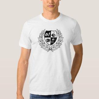 Des Moines Skin Crest T Shirt