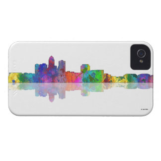 DES MOINES SKYLINE - iPhone 4 cover
