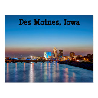 Des Moines Tarjetas Postales