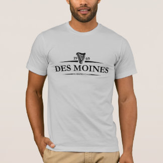 Des Moines Working Class T-Shirt