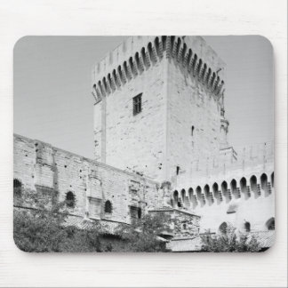 DES Papes, Palais Vieux de Palais de Benedicto XII Alfombrilla De Raton