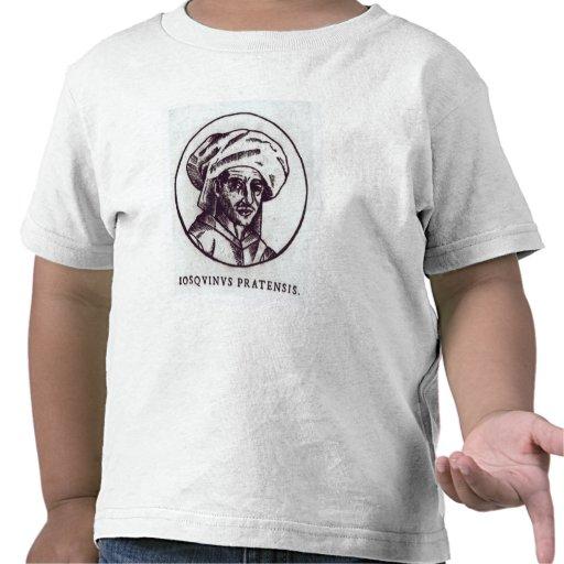 DES Pres de Josquin Camisetas