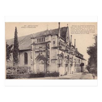 DES Religieux Cisterciens de Couvent Postal