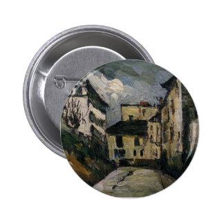 DES Saules de la ruda de Paul Cezanne-. Montmartre Pin