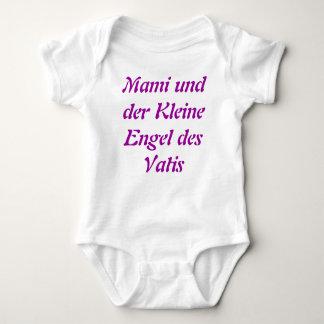 DES Vatis, onsie alemán de Kleine Engel del der Remeras