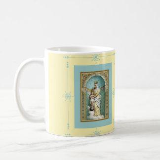 DES Victoire w/Jesus Coffee/Te de Notre Dame Taza Clásica