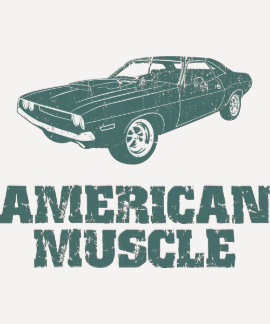 Desafiador de 1970 Dodge Camisetas