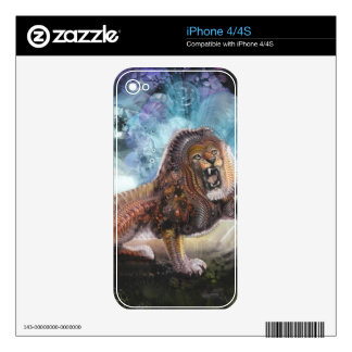 Desafiante iPhone 4 Skin
