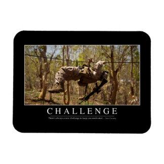 Desafío: Cita inspirada 2 Iman Flexible