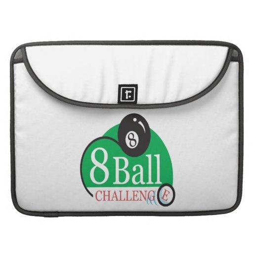 Desafío de 8 bolas funda para macbook pro