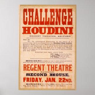 Desafío Houdini Póster
