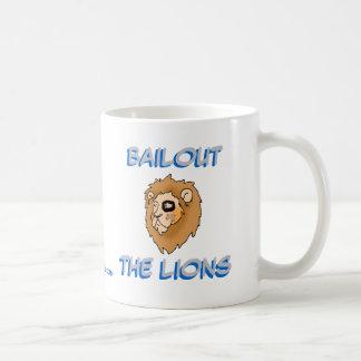 Desalojo urgente taza de café