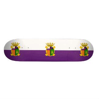 Desamparados, Costa Rica flag Skateboard Deck