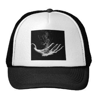 Desaparición fresca abstracta gorras