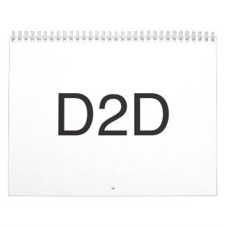 desarrollador a developer.ai calendario de pared