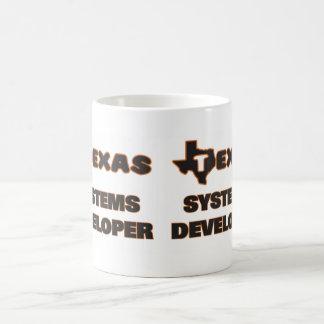 Desarrollador de los sistemas de Tejas Taza Básica Blanca