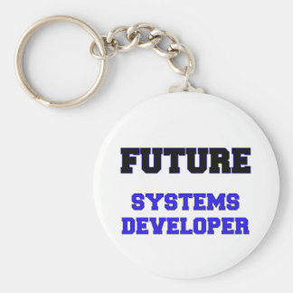 Desarrollador de los sistemas futuros llaveros personalizados