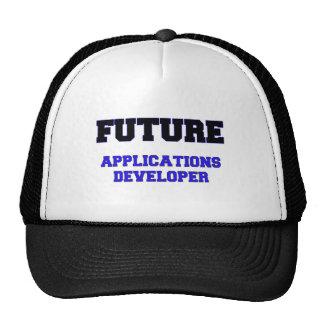 Desarrollador de usos futuro gorros bordados