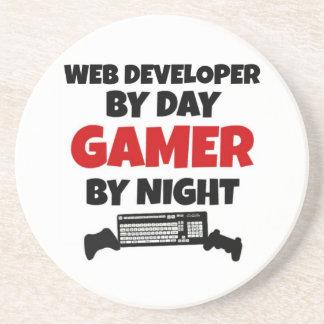 Desarrollador de Web por videojugador del día por  Posavaso Para Bebida