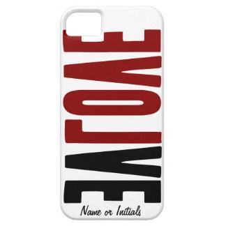 Desarróllese con AMOR iPhone 5 Case-Mate Carcasa
