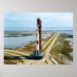 Desarrollo de Apolo 14 Poster