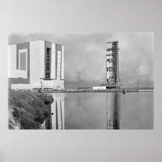 Desarrollo de Apolo 8 del edificio de la asamblea  Impresiones