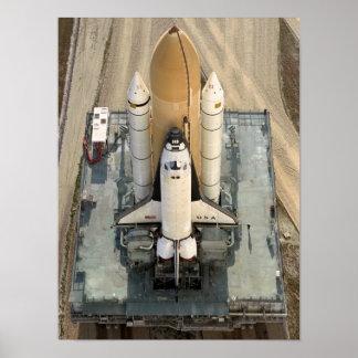 Desarrollo del transbordador espacial Columbia (ST Impresiones