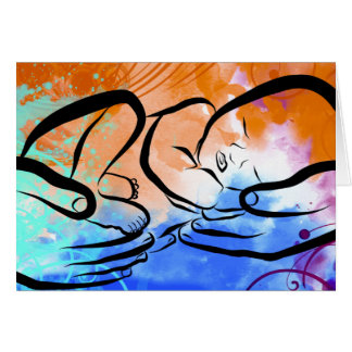 Desarrollo infantil Notecard de JAACAP Tarjeta De Felicitación