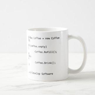 Desarrollo software taza