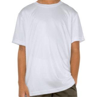 Desarrollo virtual de la ciencia y de la t-shirts