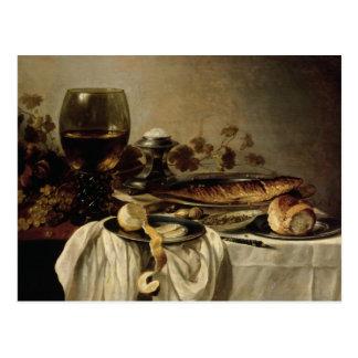 Desayuno, 1646 postales