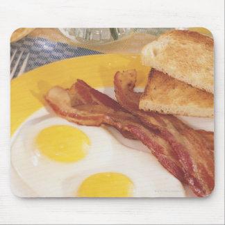Desayuno 2 mousepad