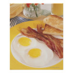 Desayuno 2 póster