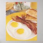 Desayuno 2 posters