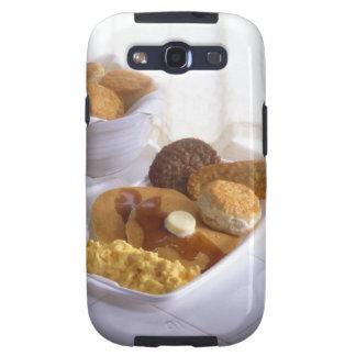 Desayuno combinado galaxy SIII cobertura