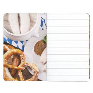 Desayuno de Oktoberfest Cuaderno Grapado