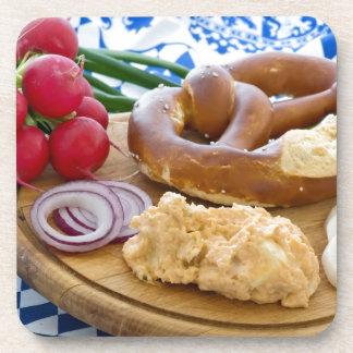 Desayuno de Oktoberfest Posavasos De Bebidas