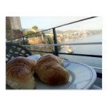 Desayuno de Sorrento Tarjetas Postales