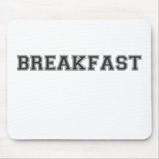 Desayuno Alfombrilla De Ratón