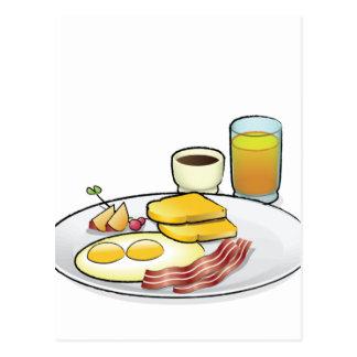 Desayuno Postal