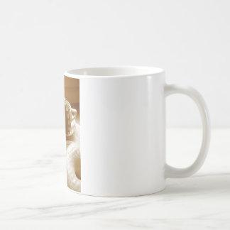 desayuno taza básica blanca